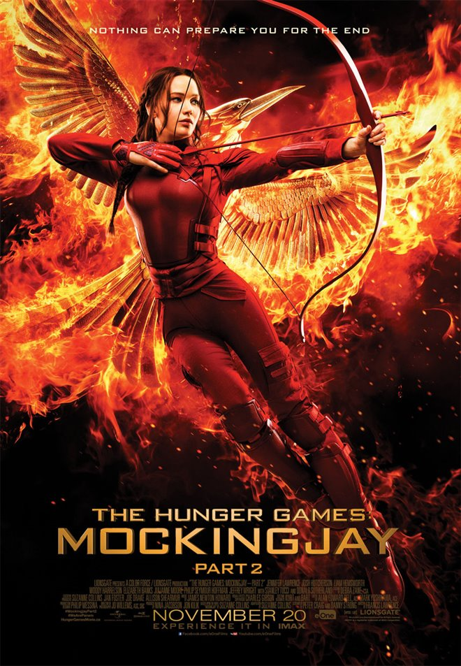 The Hunger Games: Mockingjay - Part 2 Large Poster