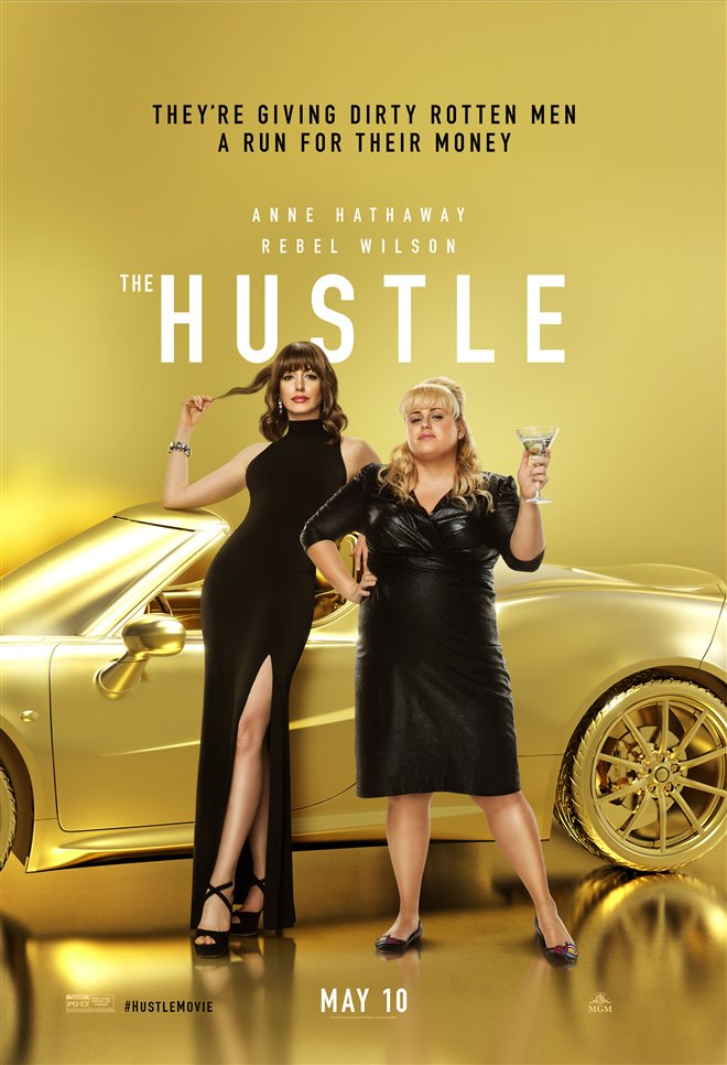 The Hustle Large Poster