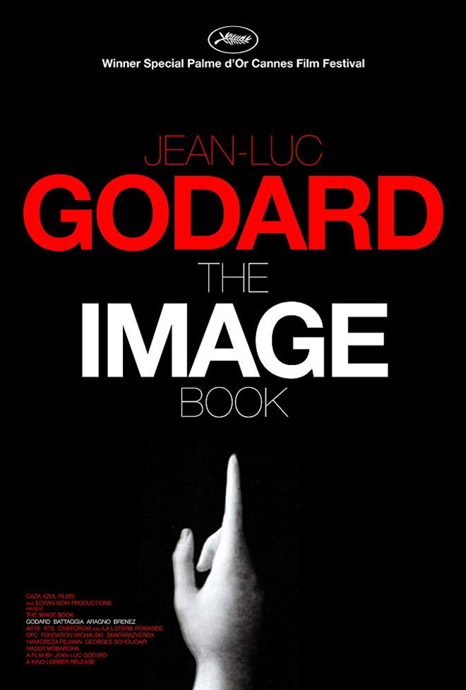 The Image Book Large Poster