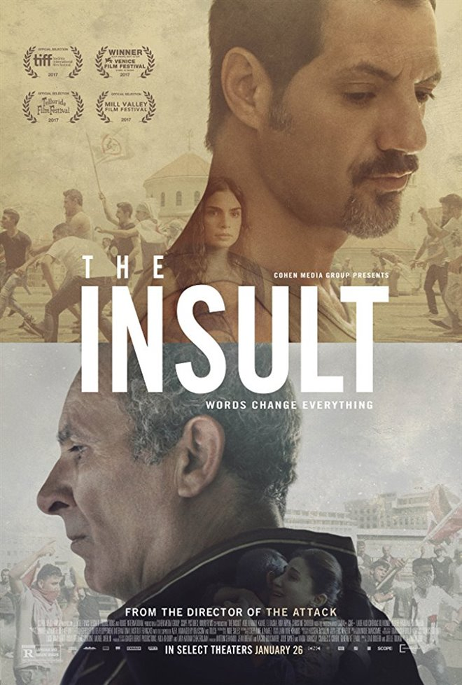 The Insult Large Poster