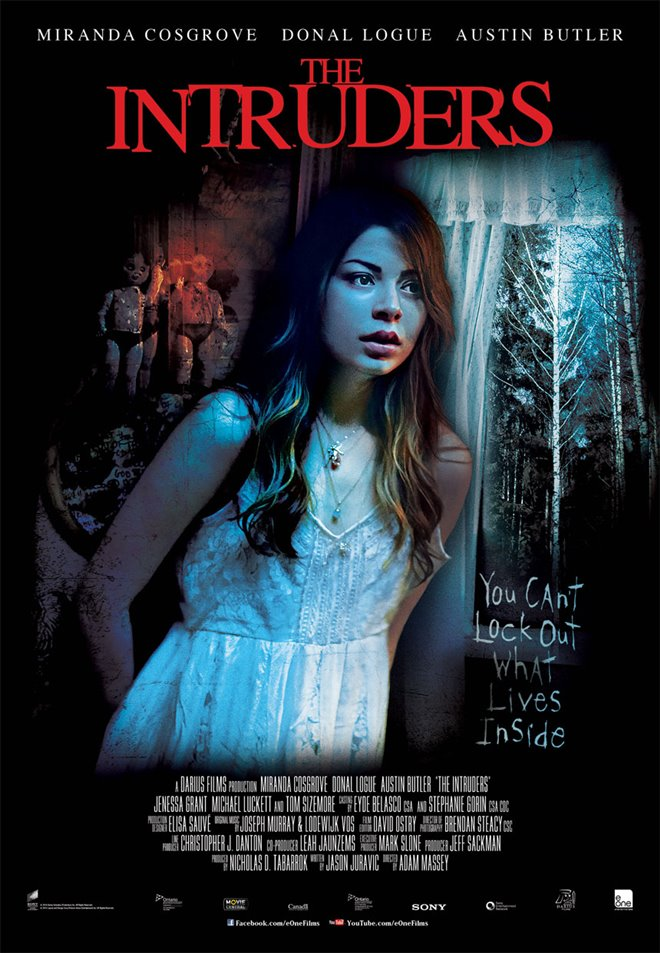 The Intruders Large Poster