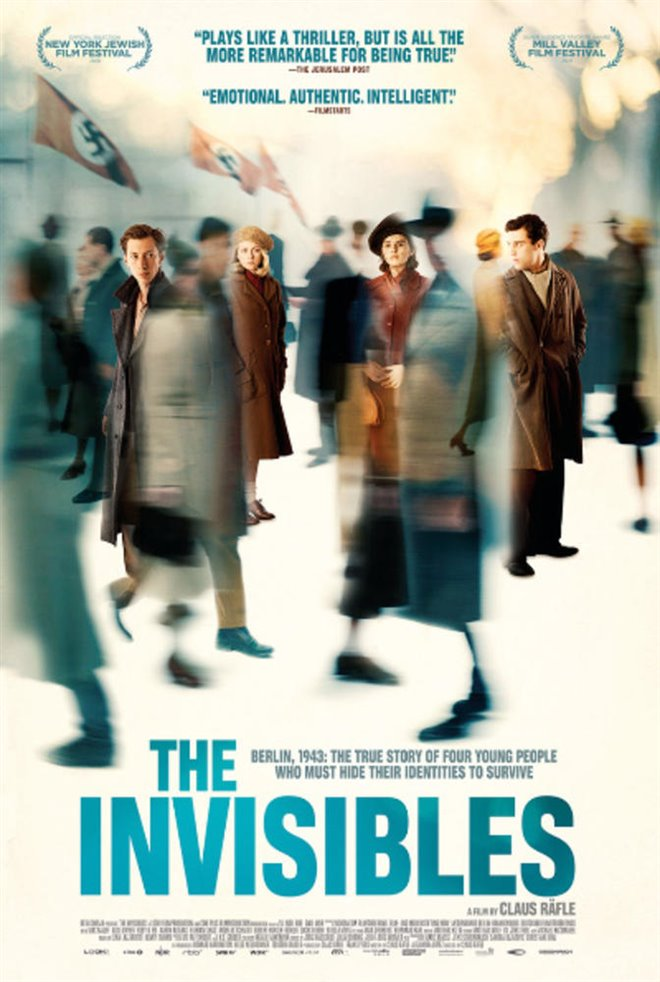 The Invisibles (v.o.s.-t.a.) Large Poster