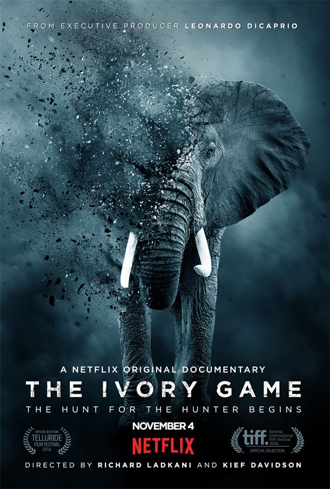 The Ivory Game (Netflix) Large Poster