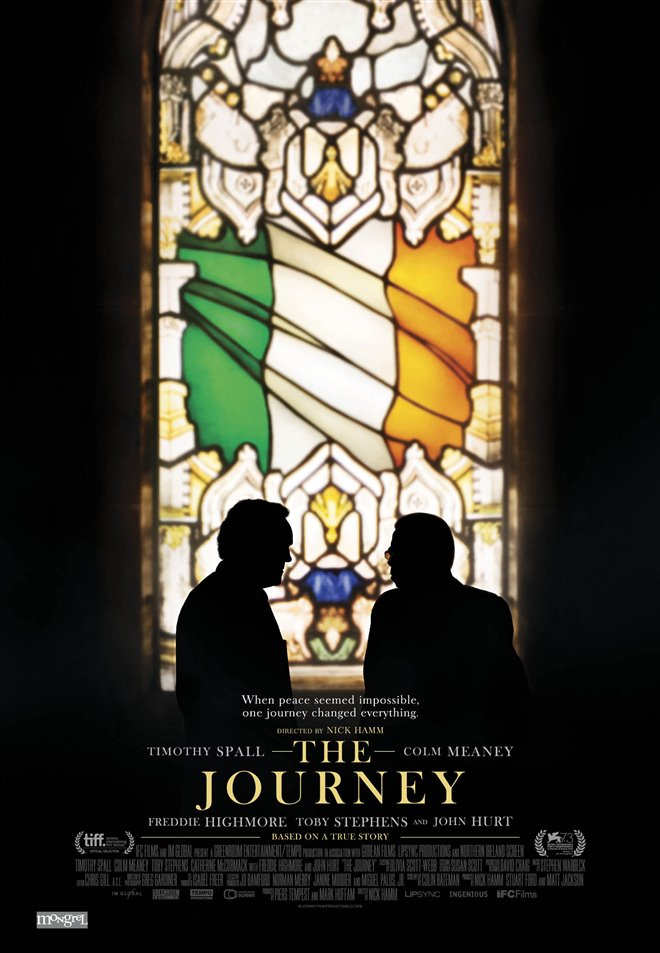 The Journey (v.o.a.) Large Poster