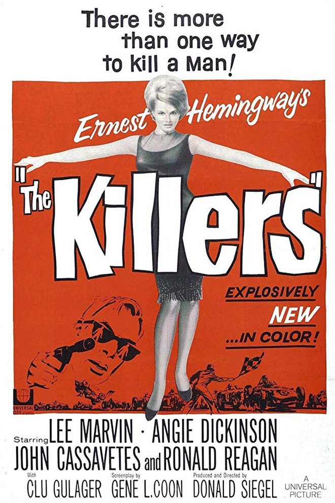 The Killers (1964) Large Poster