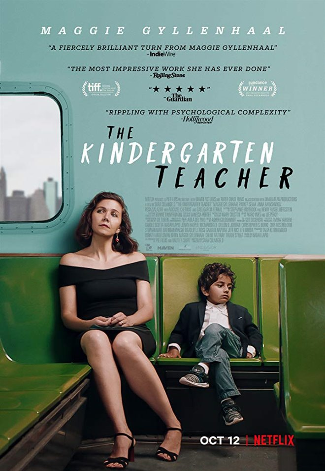The Kindergarten Teacher (Netflix) Large Poster