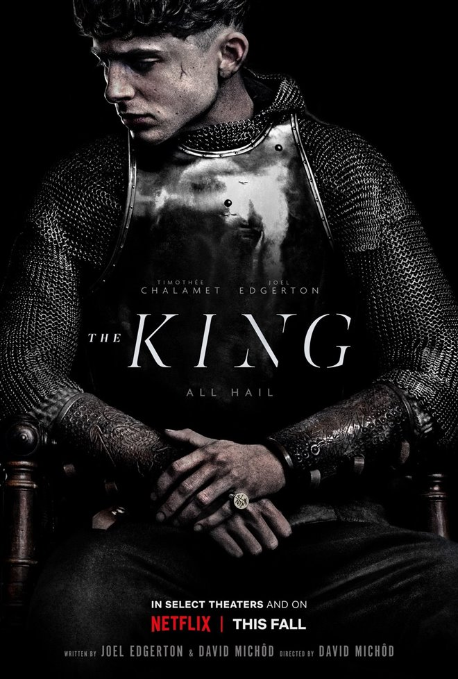 The King (Netflix) Large Poster