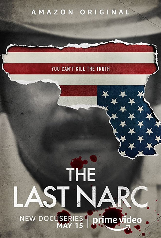 The Last Narc (Amazon Prime Video) Large Poster