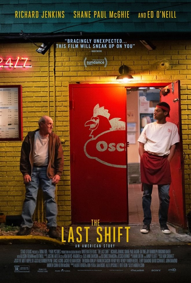 The Last Shift Large Poster
