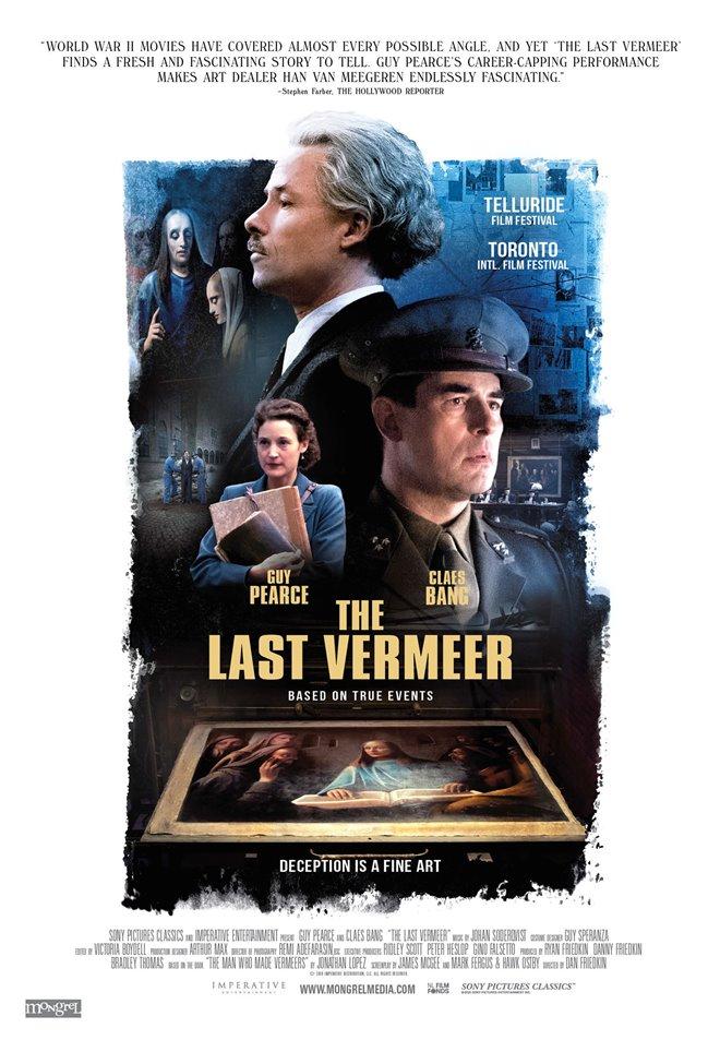 The Last Vermeer Large Poster