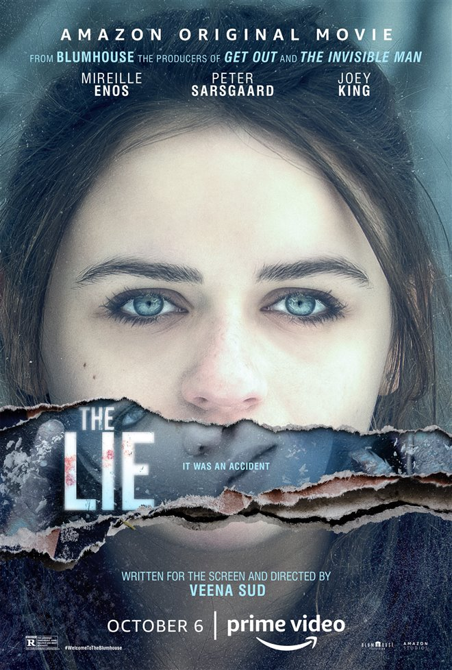 The Lie (Amazon Prime Video) Large Poster