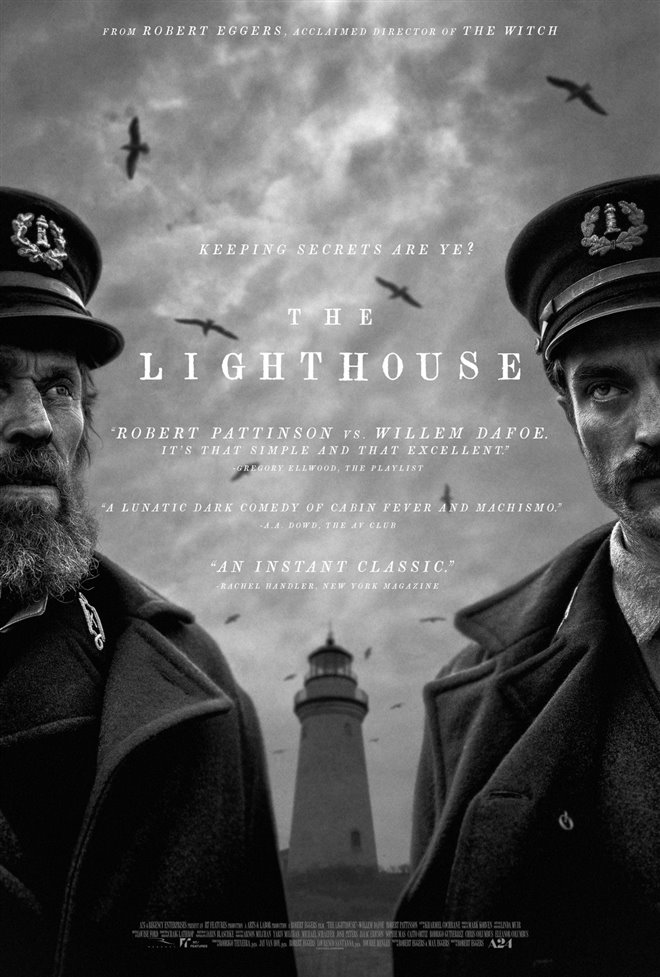 The Lighthouse Large Poster