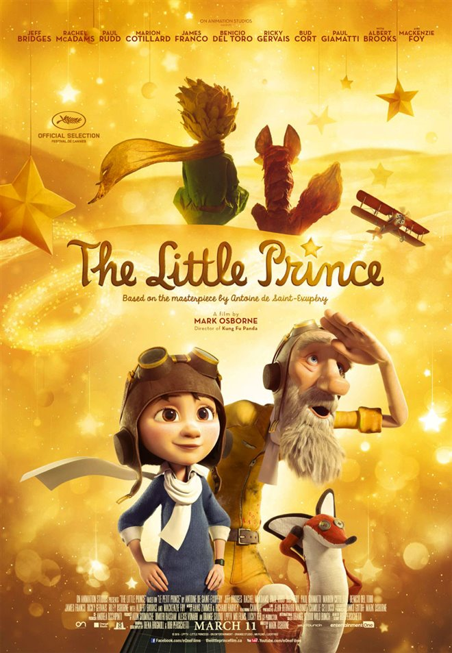 The Little Prince Large Poster