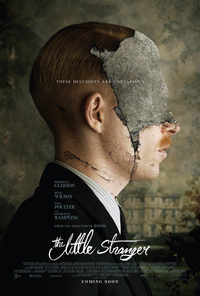 The Little Stranger (v.o.a.) Large Poster
