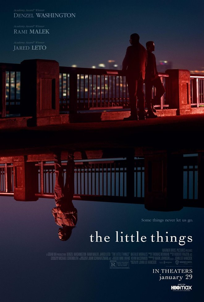 The Little Things Large Poster