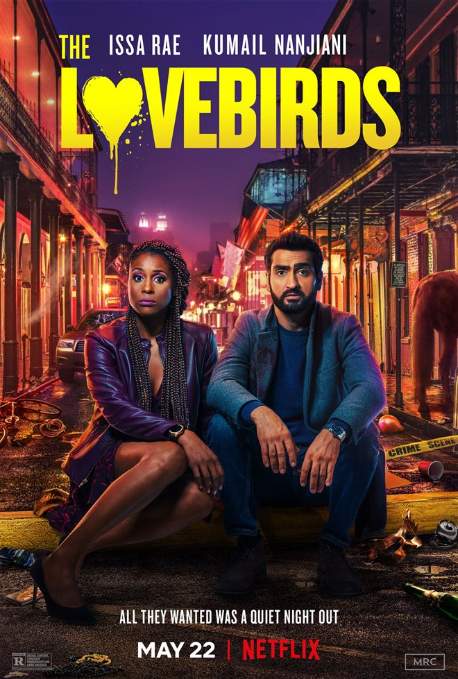 The Lovebirds (Netflix) Large Poster