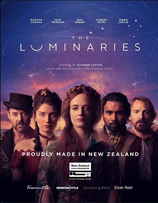 The Luminaries Large Poster
