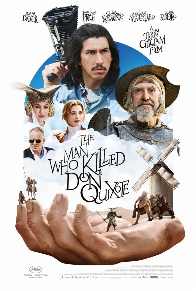 The Man Who Killed Don Quixote Large Poster