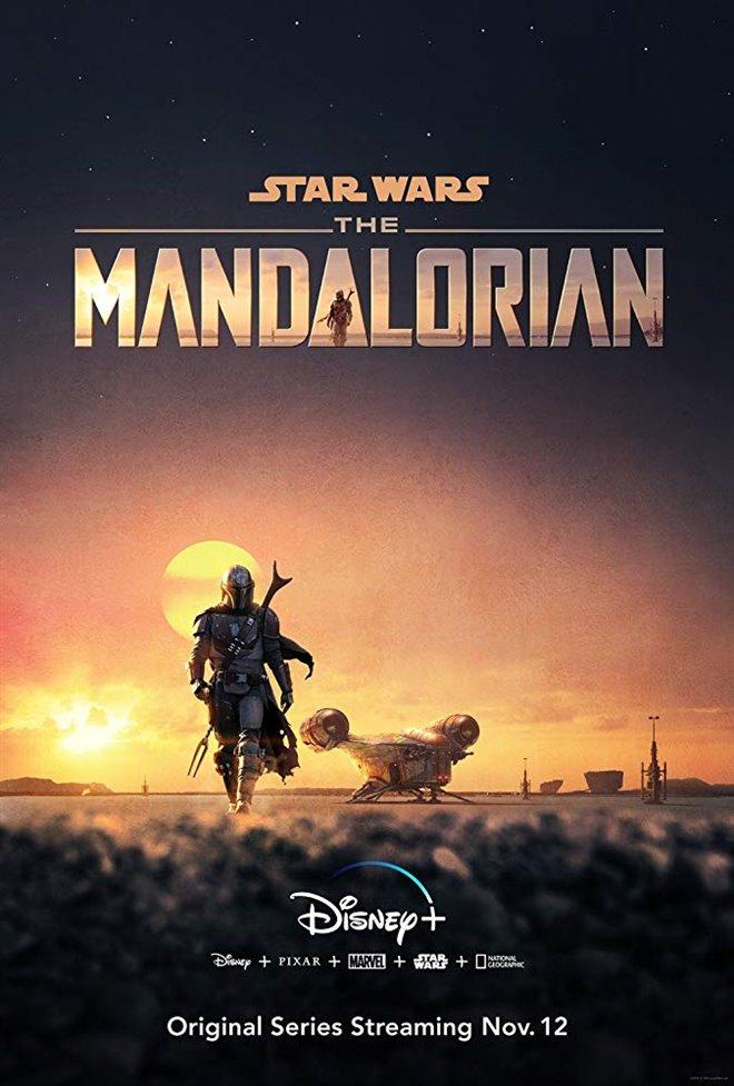 The Mandalorian Large Poster