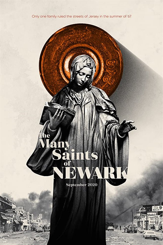The Many Saints of Newark Large Poster