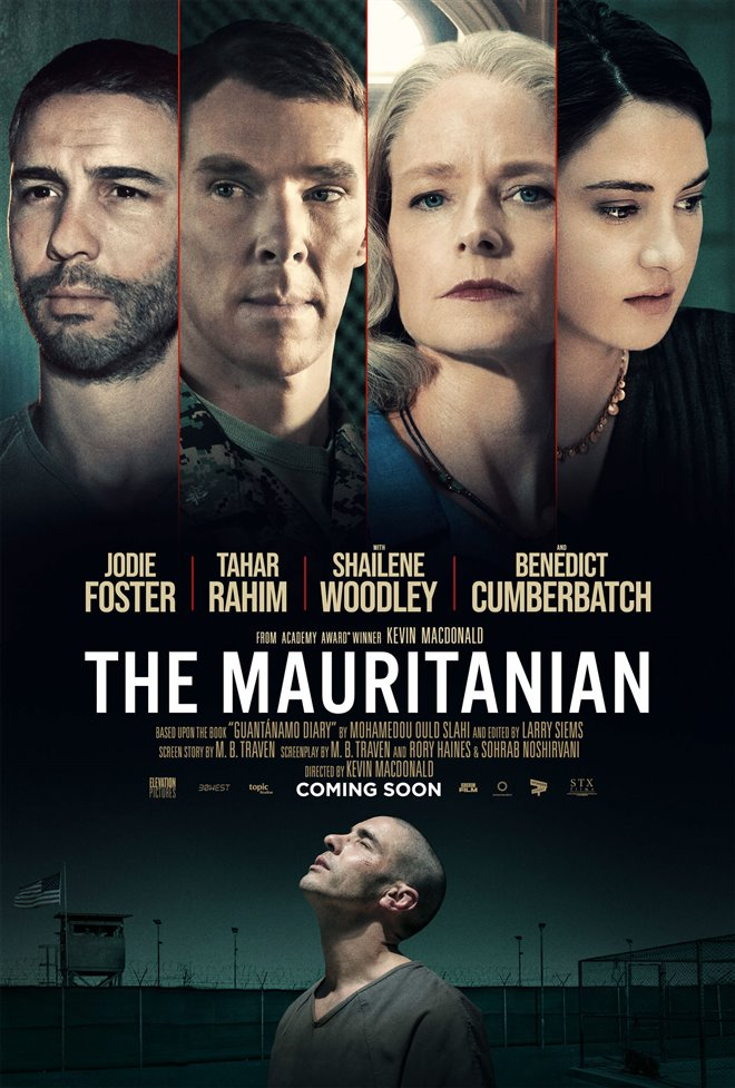 The Mauritanian Large Poster
