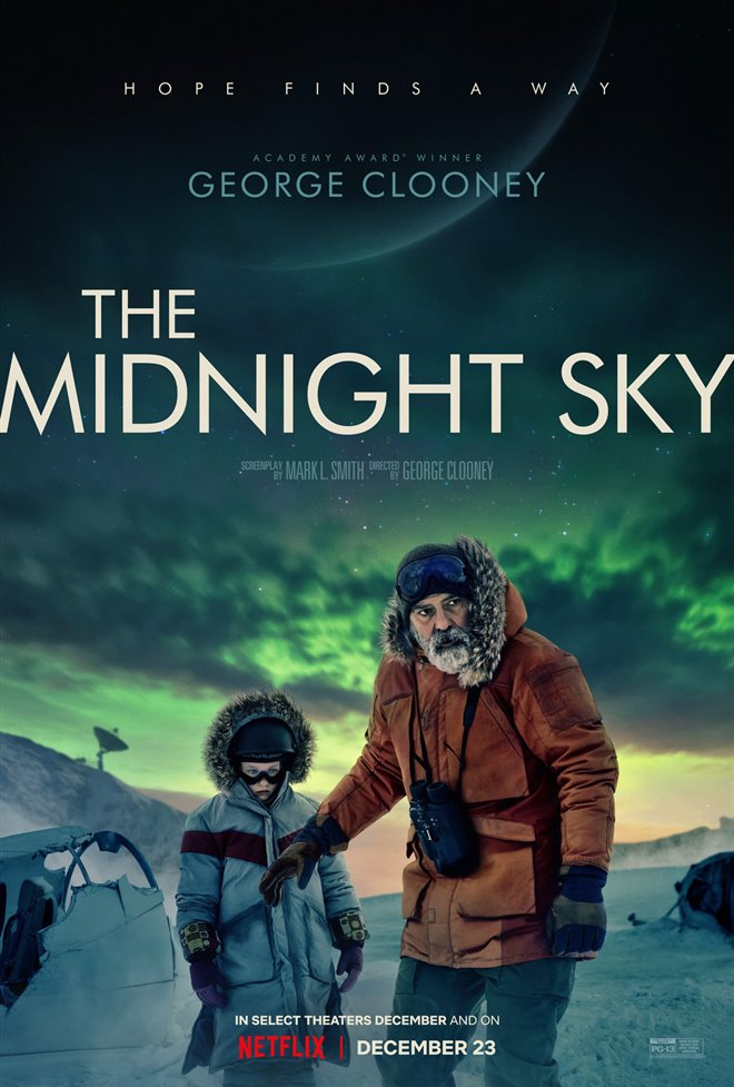 The Midnight Sky (Netflix) Large Poster