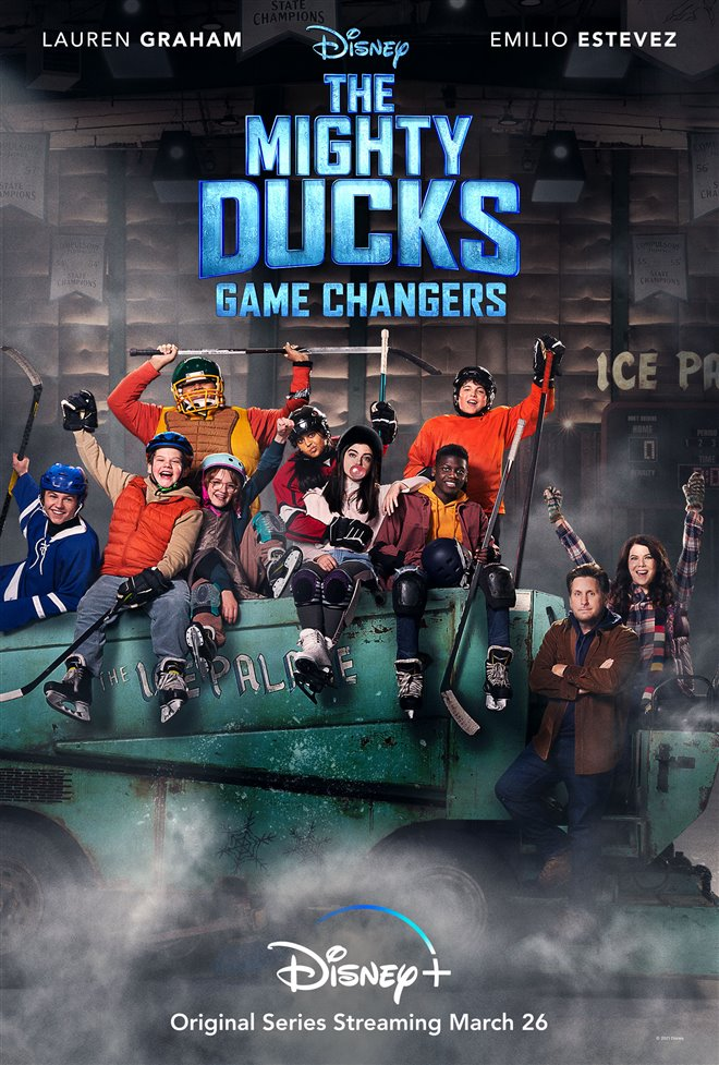 The Mighty Ducks: Game Changers (Disney+) Large Poster