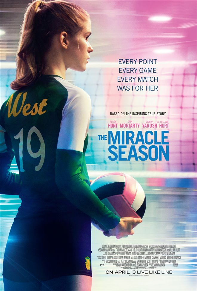The Miracle Season Large Poster