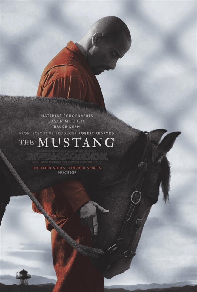 The Mustang (v.o.a.) Large Poster