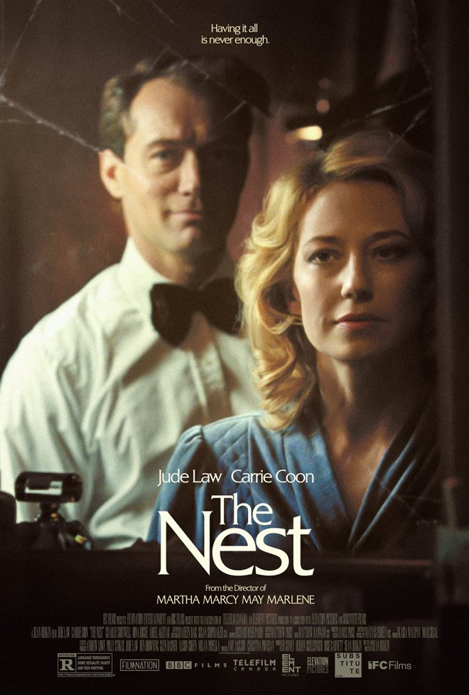 The Nest Large Poster