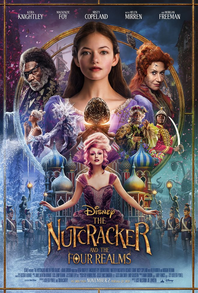 The Nutcracker and the Four Realms Large Poster