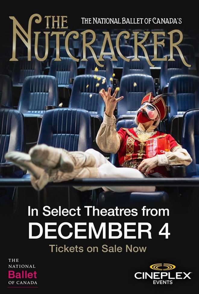 The Nutcracker - The National Ballet of Canada Large Poster