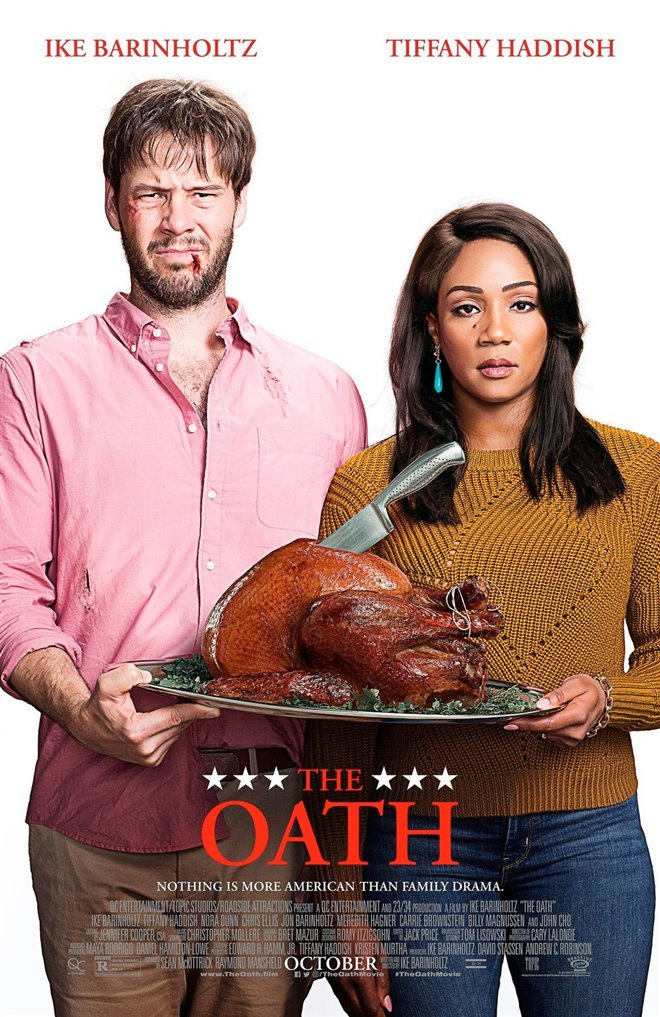 The Oath Large Poster