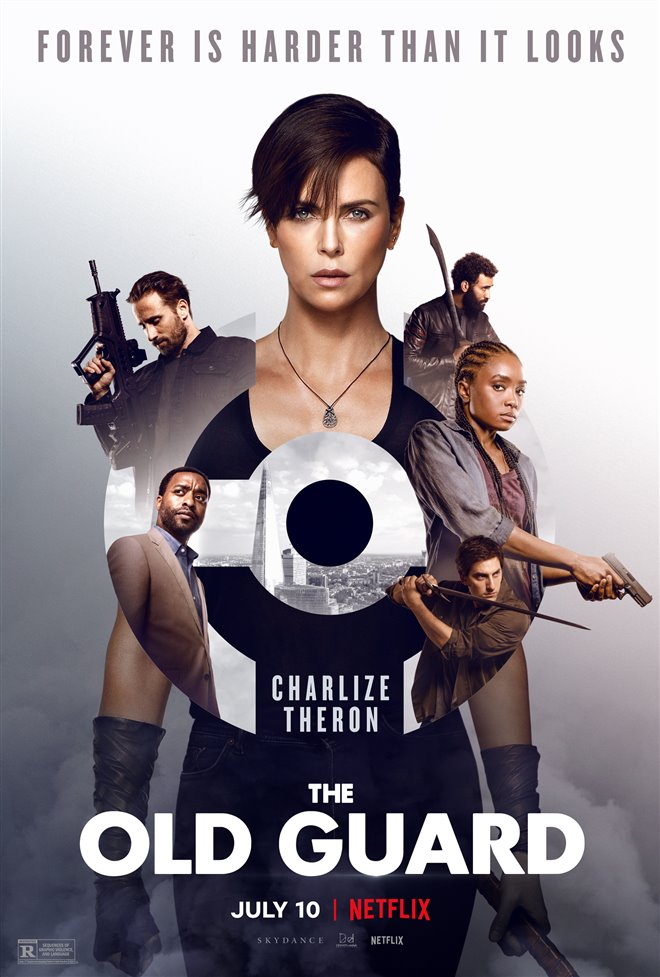 The Old Guard (Netflix) Large Poster