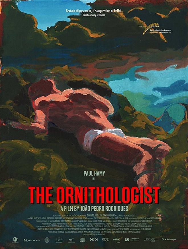 The Ornithologist Large Poster
