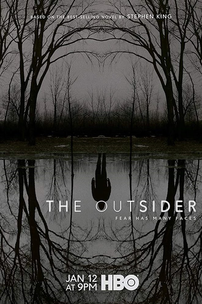 The Outsider (HBO) Large Poster