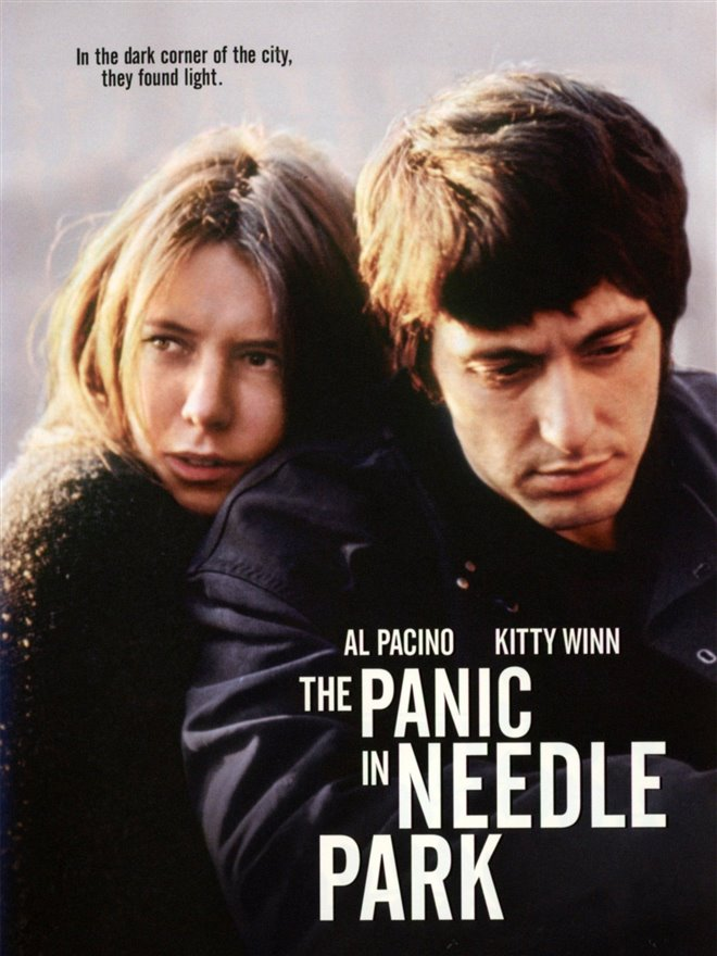 The Panic in Needle Park Large Poster