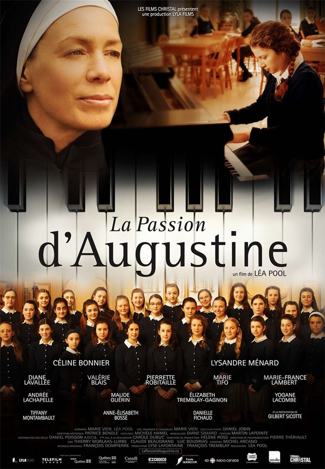 The Passion of Augustine Large Poster