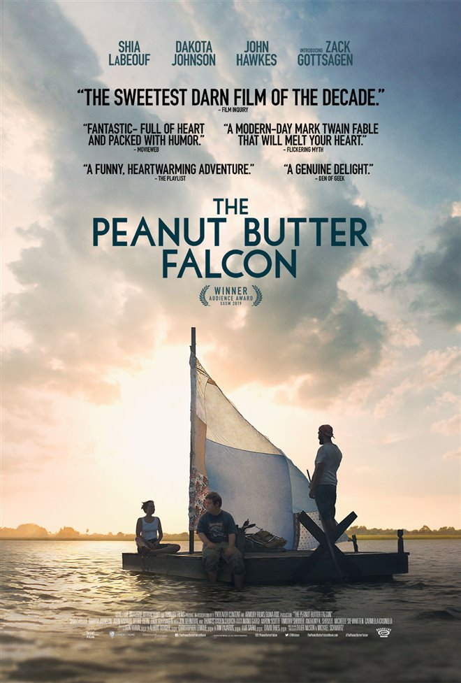 The Peanut Butter Falcon Large Poster