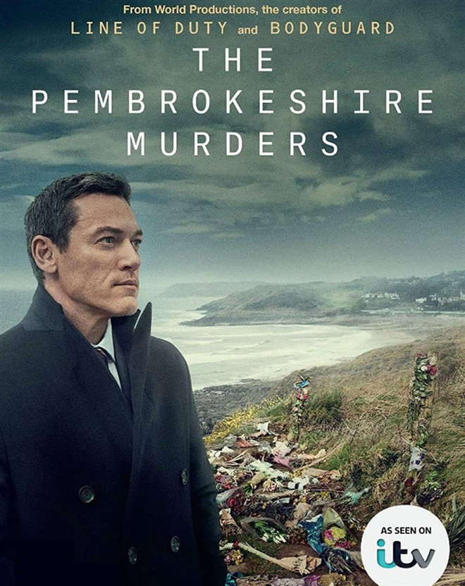 The Pembrokeshire Murders (BritBox) Large Poster