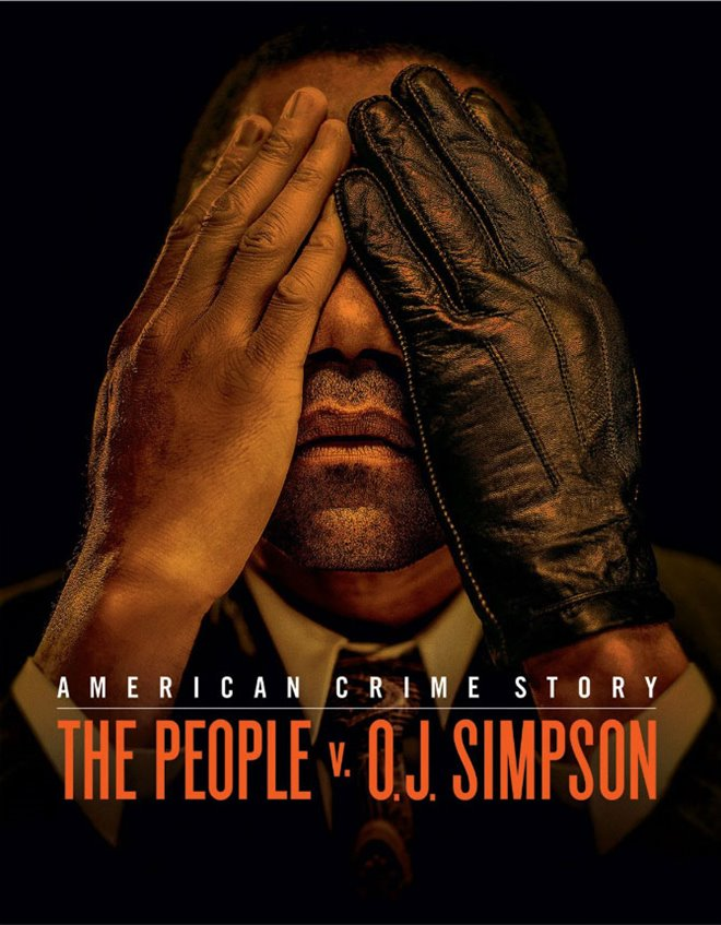 The People v. O.J. Simpson: American Crime Story Large Poster