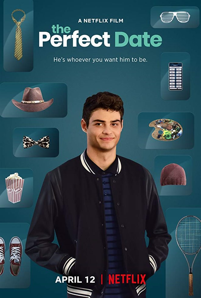 The Perfect Date (Netflix) Large Poster