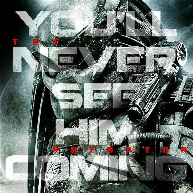 The Predator Large Poster