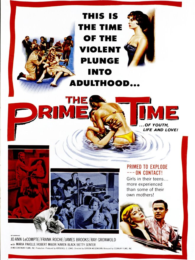 The Prime Time Large Poster