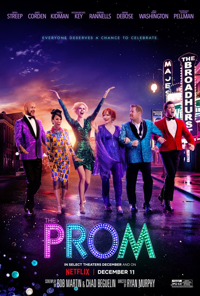 The Prom (Netflix) Large Poster