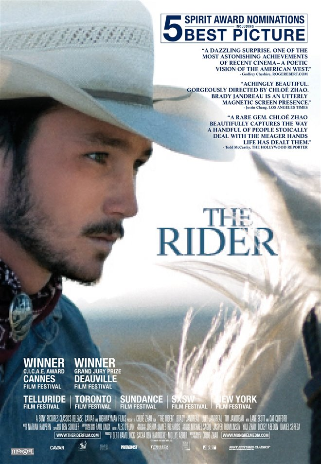 The Rider Large Poster