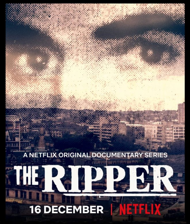 The Ripper (Netflix) Large Poster