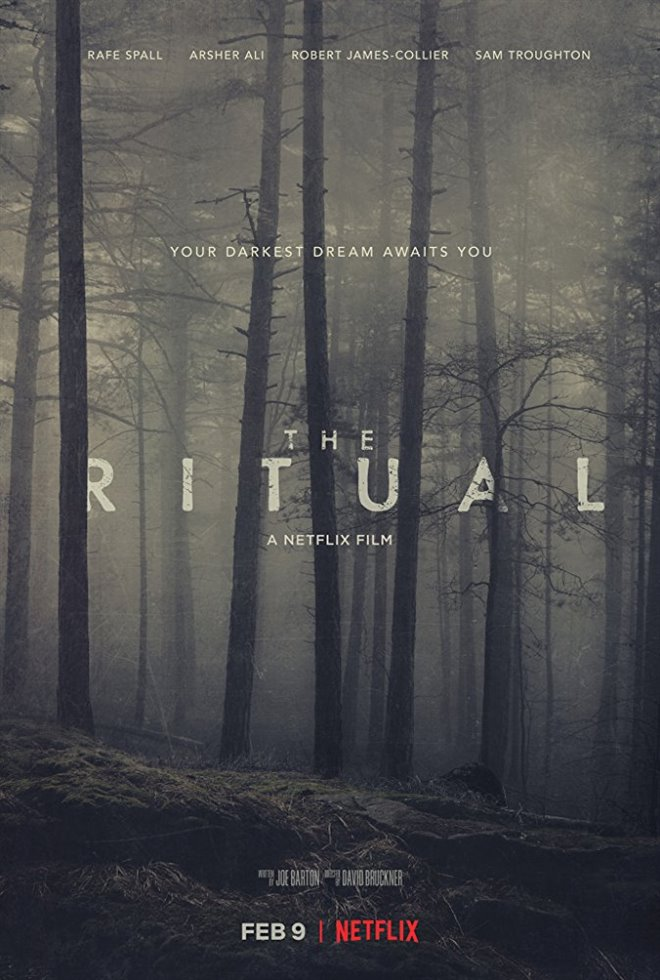 The Ritual (Netflix) Large Poster