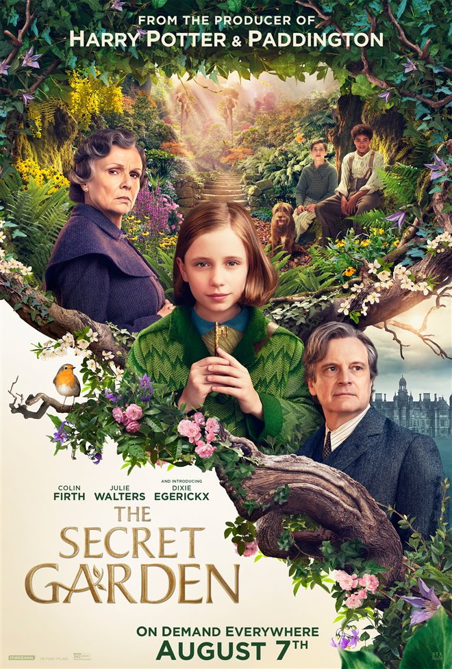 The Secret Garden Large Poster