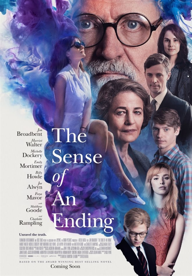 The Sense of an Ending (v.o.a.) Large Poster